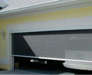 Avtomatska rolo alu garažna vrata Kosec