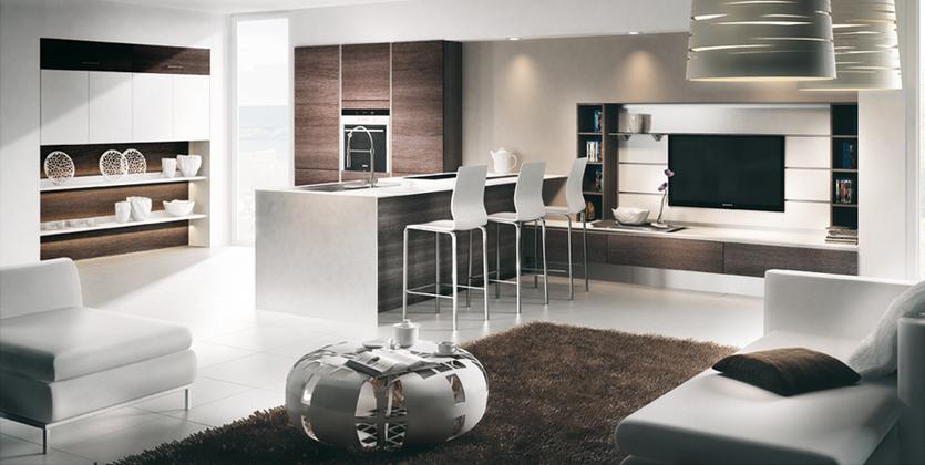 Moderna kuhinja po meri Luna