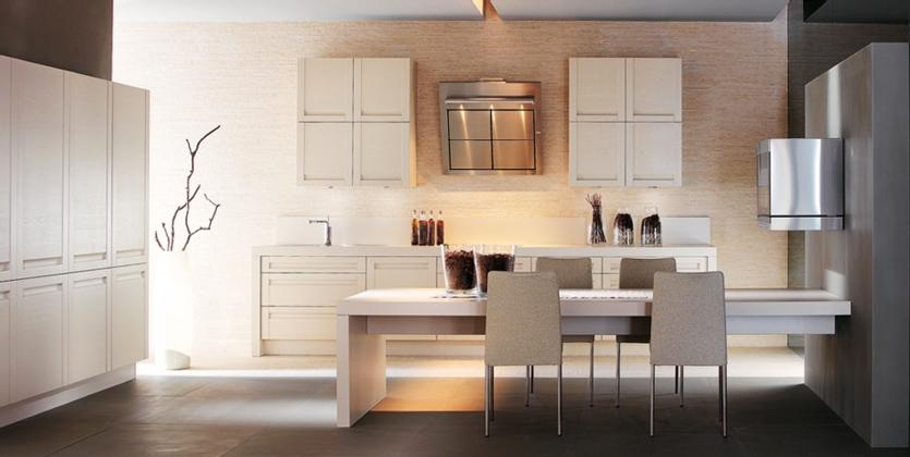 Moderna lesena kuhinja Eos
