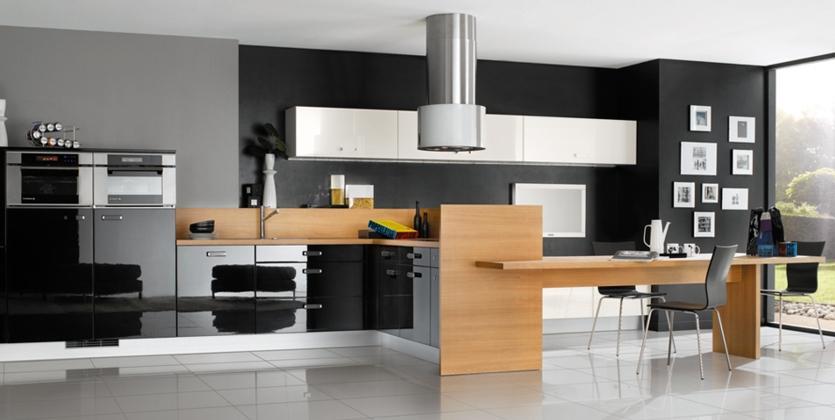 Projektiranje in izdelava kuhinje - kuhinje po meri