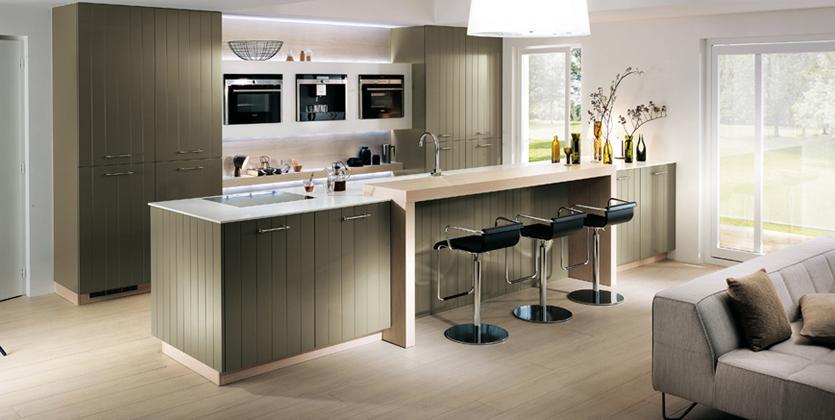 Kuhinjski pulti in pulti za kuhinje z otokom - Modele de cuisine castorama ...