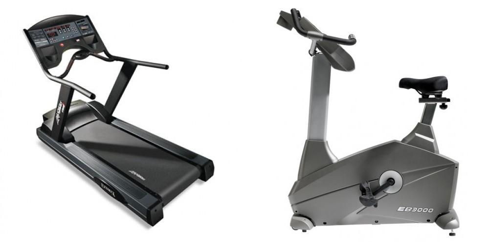 Sobno kolo in tekalna steza
