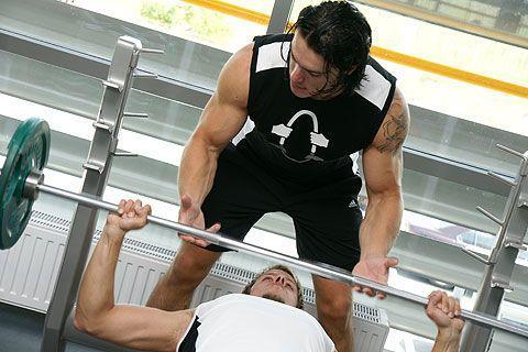 Osebni fitnes trener