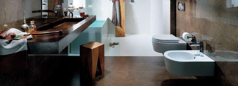 Keramične ploščice v imitaciji lesa in kamna