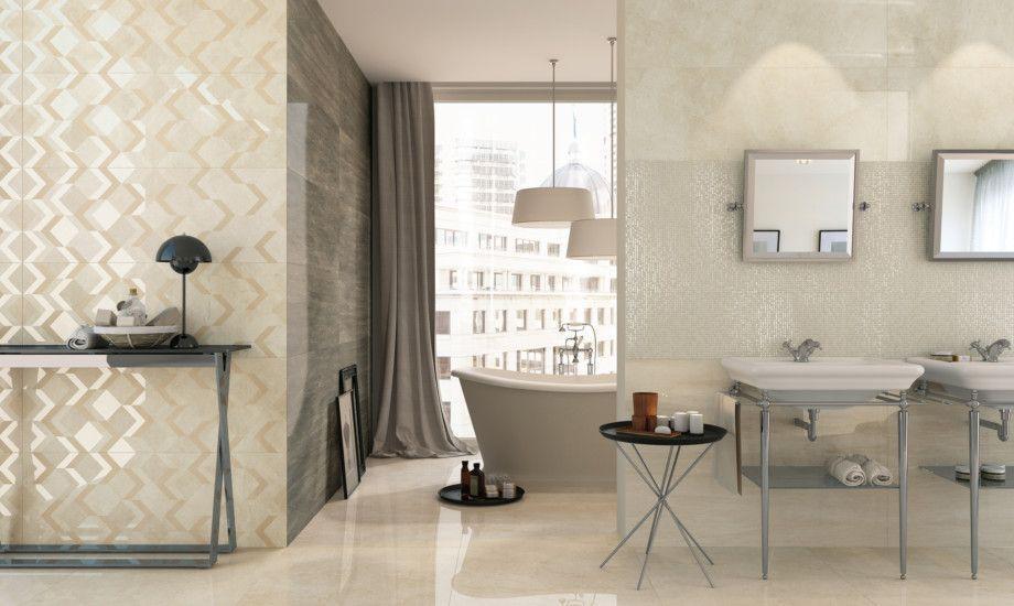 Talne in stenske keramične ploščice za kopalnico