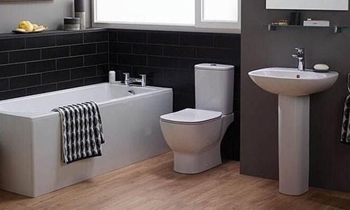 Klasična in moderna kopalniška oprema