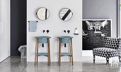 Sanitrana oprema različnih izvajalcev za vsako kopalnico