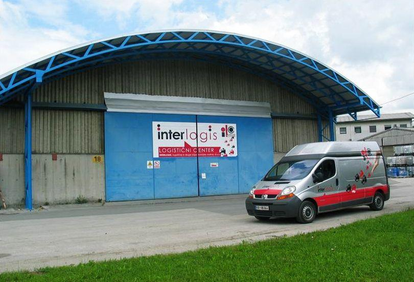 Logistično podjetje Interlogis