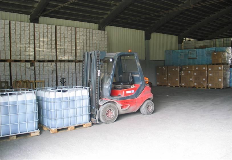 Skladiščni prostori in skladiščenje | Transport in logistika |Interlogis