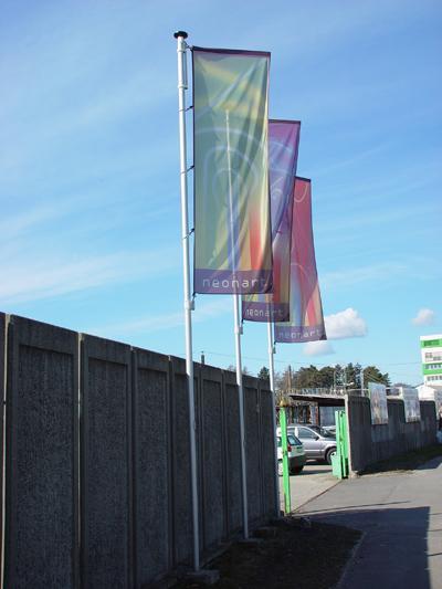 Drogovi za zastavo | Neonart