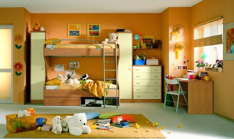 Alples - otroška soba TEMPOX