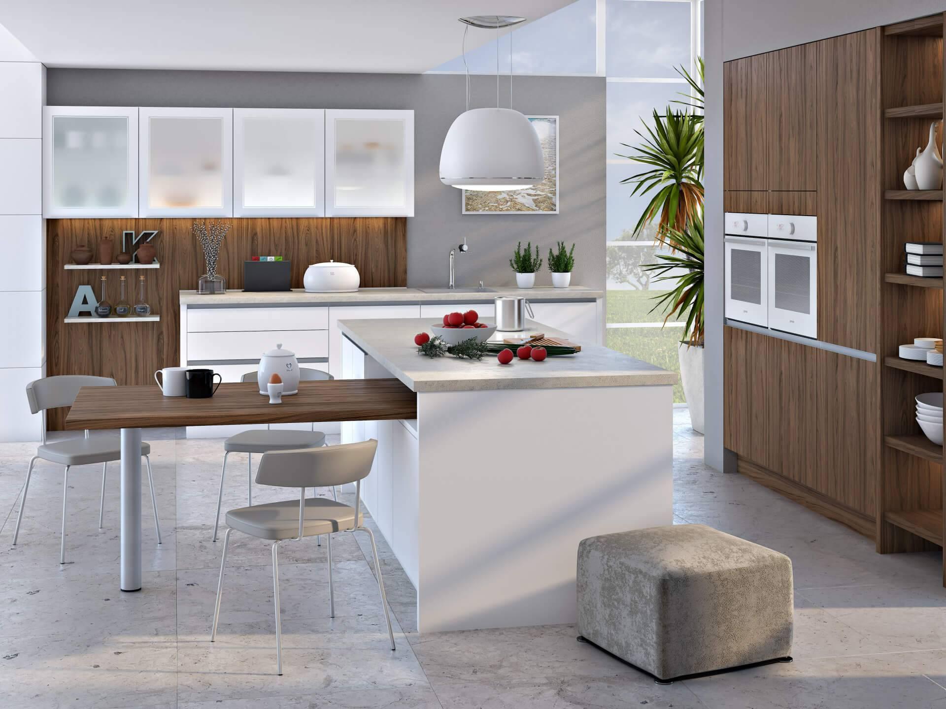 Moderna Kuhinja Alples