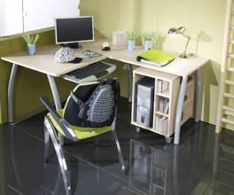 Kotne pisalne mize