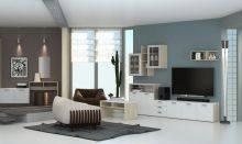 Moderna dnevna soba Alples