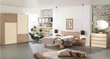 Moderne spalnice Alples