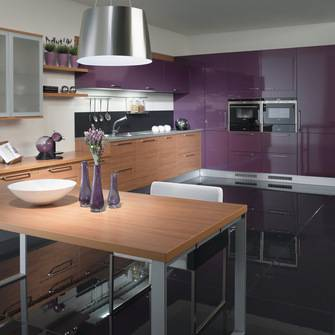Barve kuhinj Alples