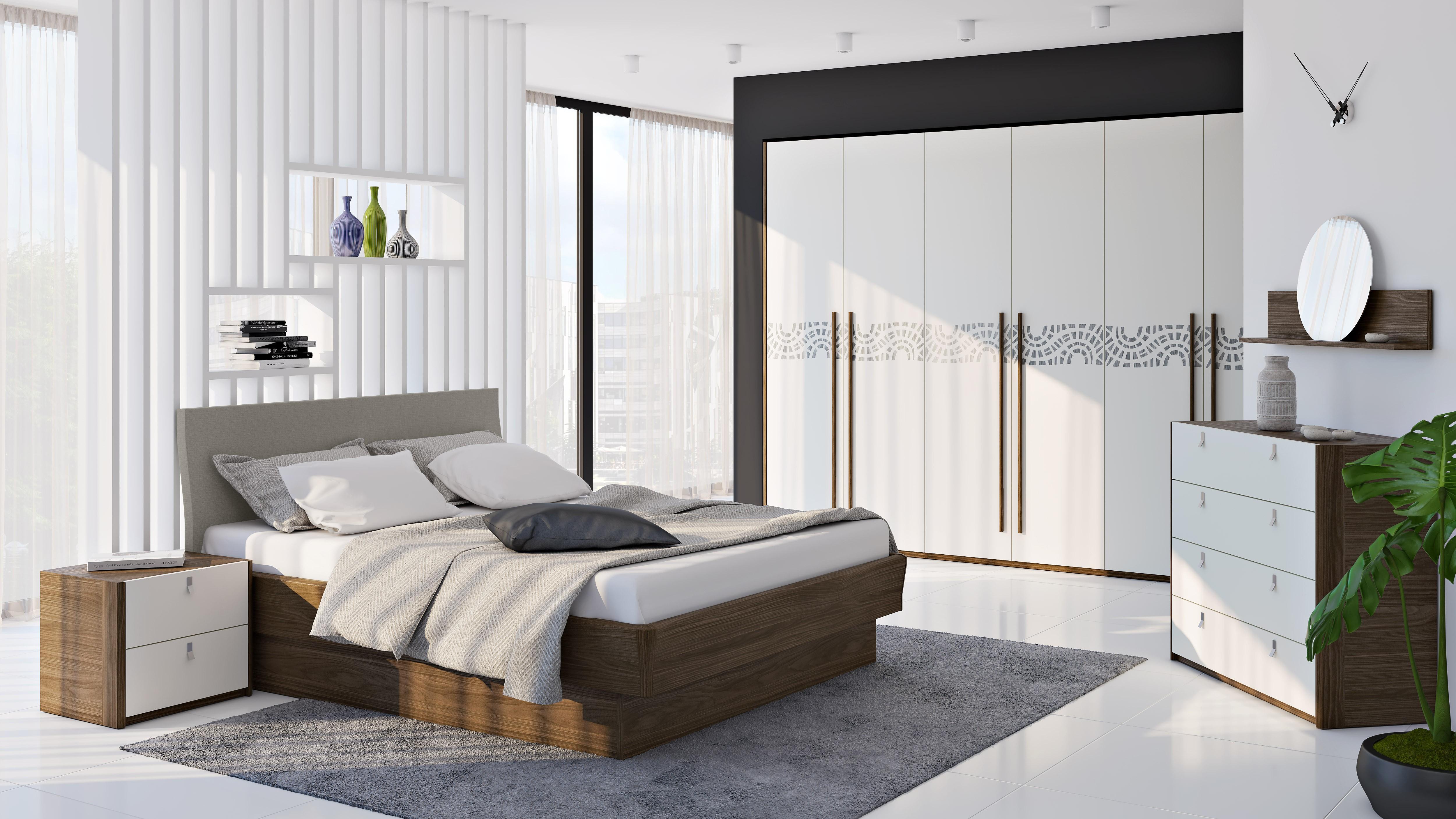 Nova spalnica Arabeska
