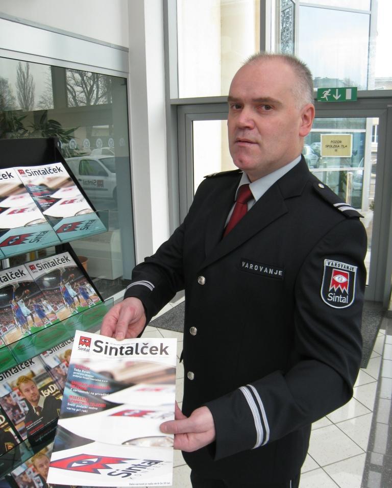 Sintal-varnostnik