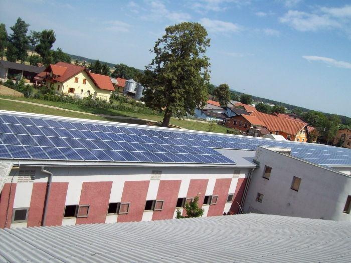 sončna elektrarna izkušnje (kako deluje?)