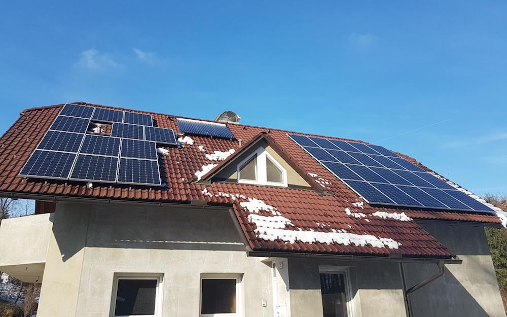 Uredite si sončno elektrarno doma