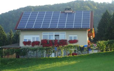 Dobri geografski pogoji za izgradnjo sončne elektrarne
