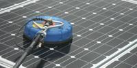 Vzdrževanje in čiščenje sončnih elektraren