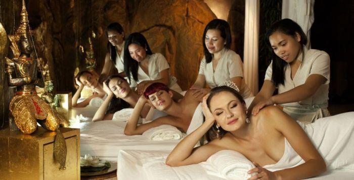 Filipinske masaže za hrbet