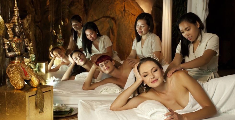 Najboljša tajska masaža v Ljubljani