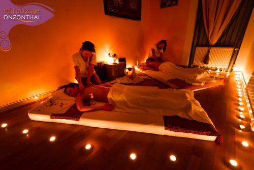 Thai masaža za dva