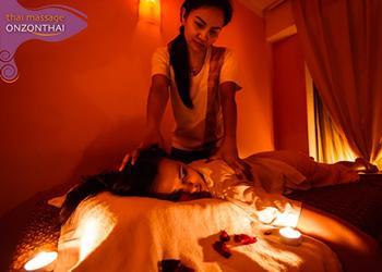 Tajska masaža thai
