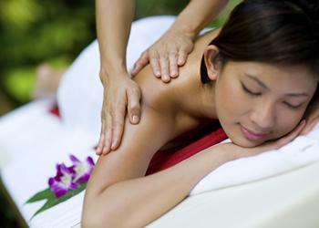 Tajska masaža z olji