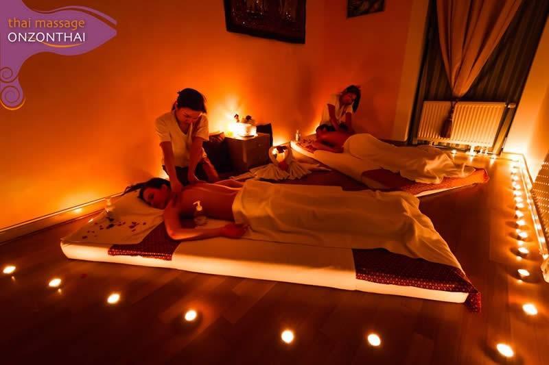 Tajska masaža celega telesa