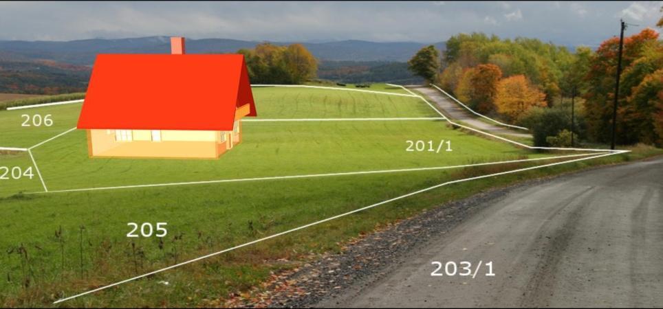 Evidentiranje zemljišč