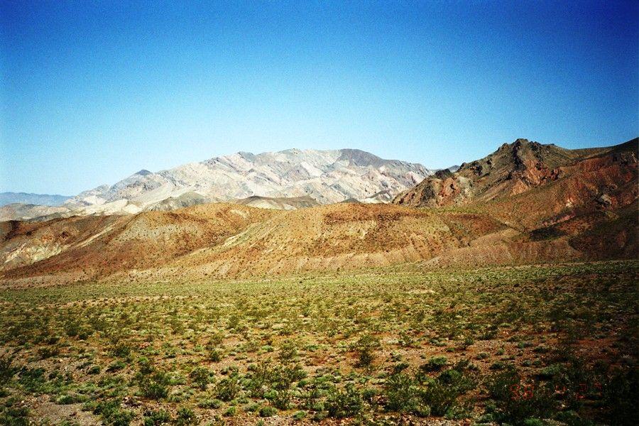 Kalifornija in zahod ZDA