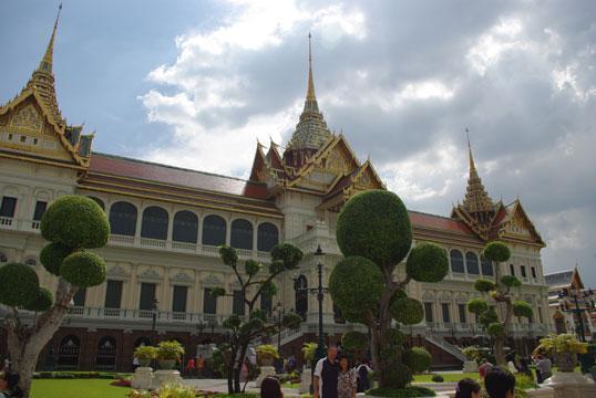 Potovanje Tajska