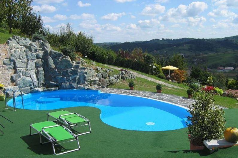 Gradnja bazena doma