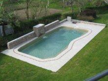 Zunanji keramični bazeni