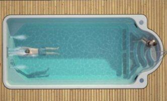 Poliesterski bazen