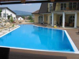 Solarno ogrevanje bazenov