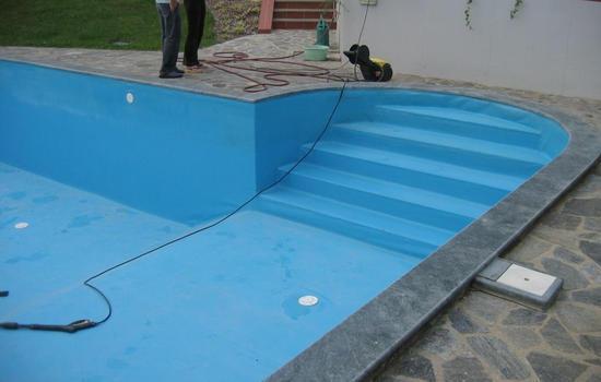 Rekonstrukcija bazena