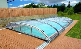 Kakovostna bazenska streha