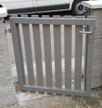 Kovinska vrata - Dvoriščna vrata