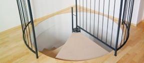 Notranje stopniscne ograje