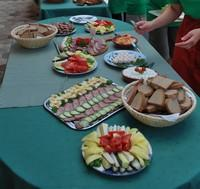 Domače jedi - kmečki turizem