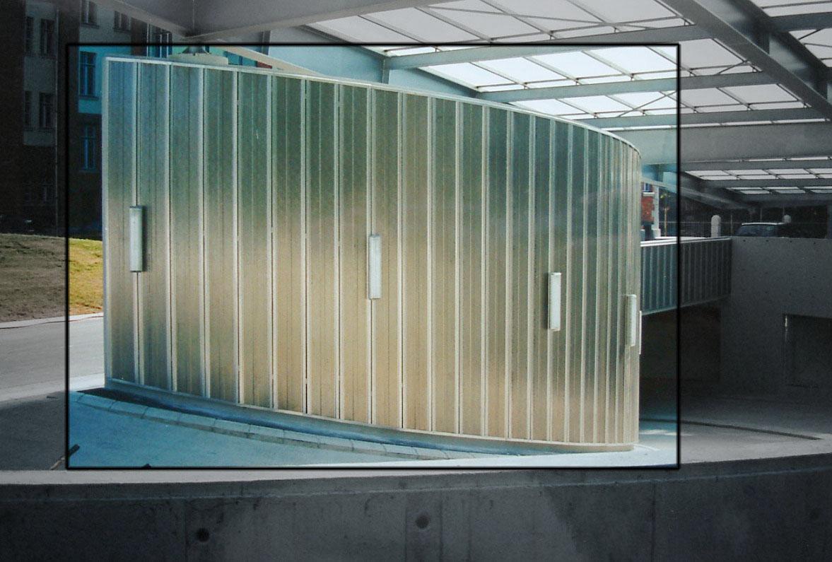 Zvočna izolacija - protihrupne ograje