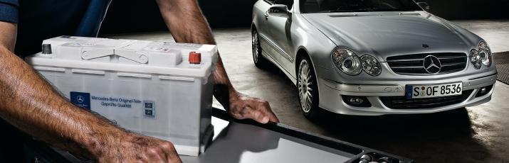 Oprema za vozila Mercedes