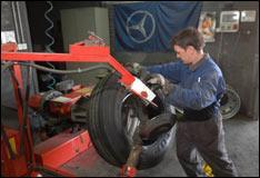 Letne in zimske pnevmatike