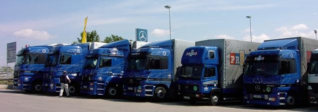 Zbirni prevoz blaga