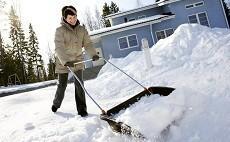 Snežne lopate