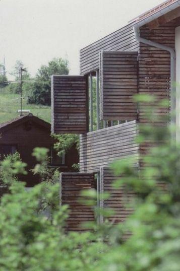 Sibirski macesen za fasade